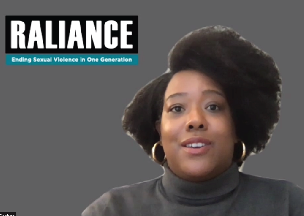 RALIANCE Executive Director Ebony Tucker
