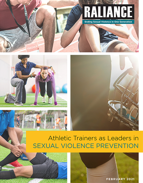Athletic Trainers as Leaders in Sexual Violence Prevention