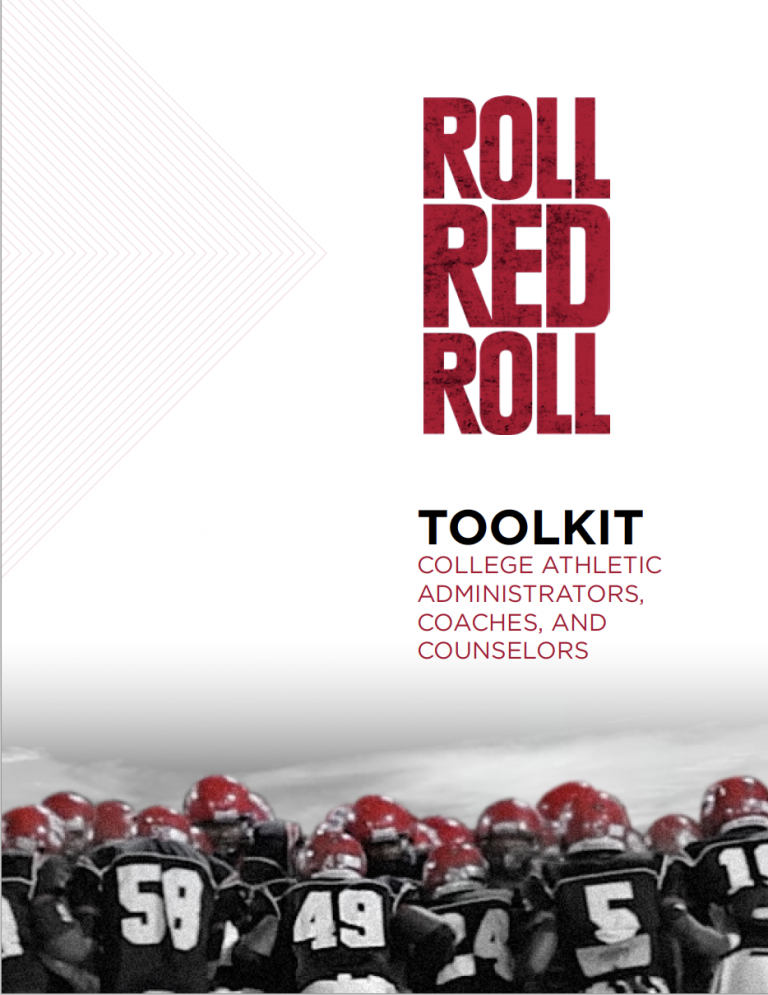 Roll Red Roll toolkit for college coaches