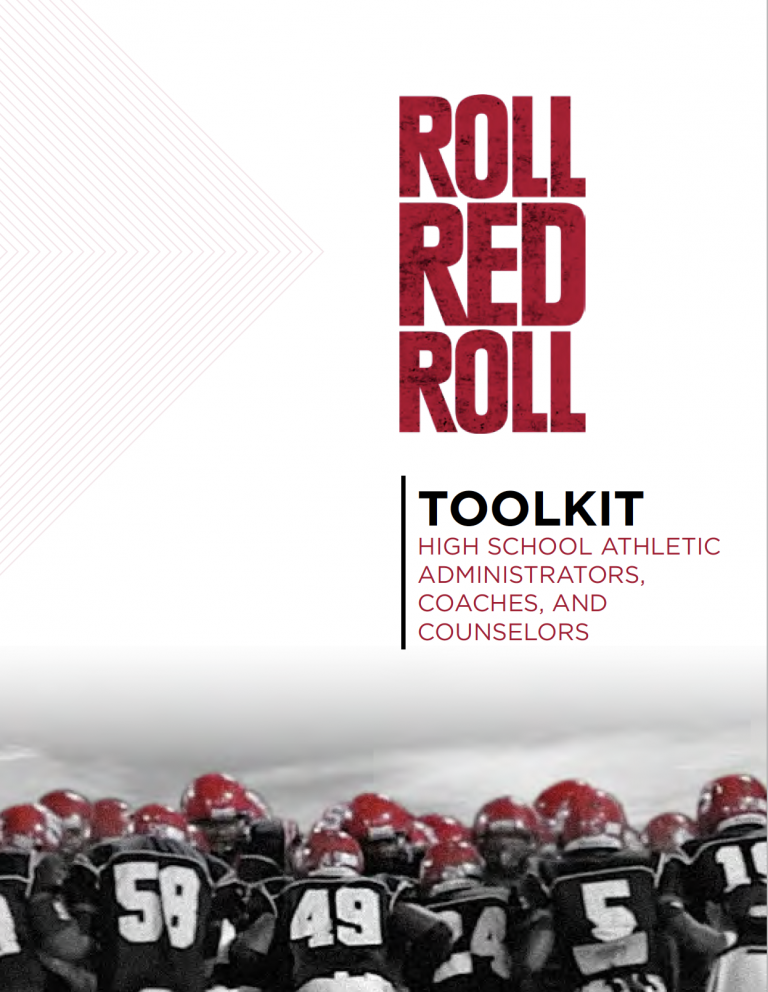 Roll Red Roll toolkit for high school coaches